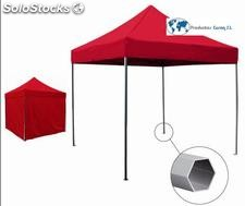 Carpa plegable 3x3 PRO (Patas hexagonales)