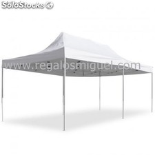 Carpa Plegable 3x6 Eco Blanca