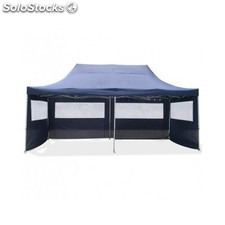 carpa plegable 6x3 Azul