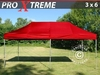 Carpa plegable FleXtents Xtreme 3x6m Rojo