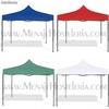 Carpa Plegable Galvanizada 3x3 Eco