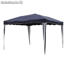 Carpa plegable N17 azul, 3x3m