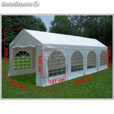 carpa profesional xxl 4 x8 distintos colores pvc