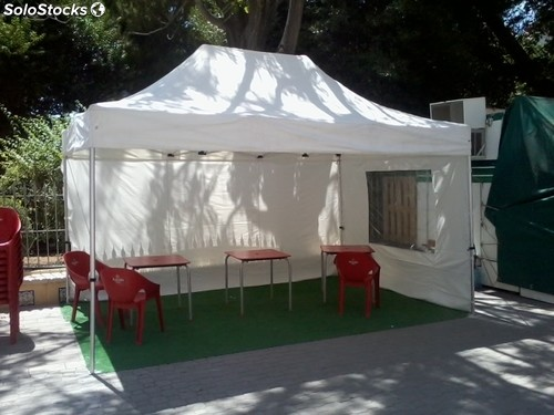 Carpas plegables economicas latest carpas plegables Carpas plegables baratas