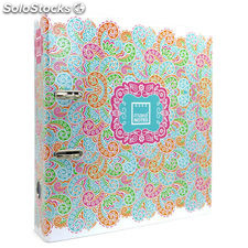 Carpeta A4 Paisley One anillas