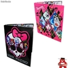 Carpeta A5 Anillas Monster High (Surtida)
