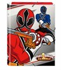 Carpeta folio 3 solapas power rangers