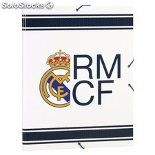 Carpeta folio 3 solapas real madrid 1? e