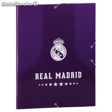 Carpeta folio 3 solapas real madrid 2? e