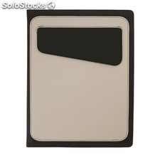 Carpeta funda tablet negro cora