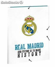 Carpeta Real Madrid Tres Solapas
