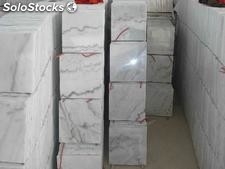 carreaux marbre blanc carrara