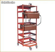 CARRELLO TROLLEY Mod. C6 / PS