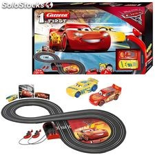 Carrera FIRST Set de pista y coches Cars 3 1:50 20063010
