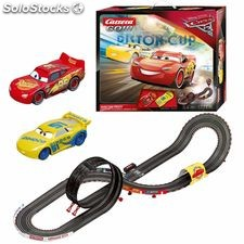 Carrera GO Set de pista coche miniatura Cars 3 Ride the Track 20062422