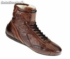 Carrera high botines dark marron talla 40