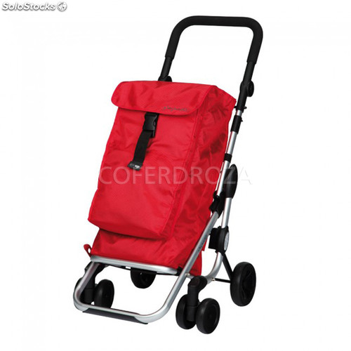 Carro compra GO up 4R rojo play 39,5 l+6 l