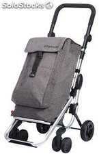 Carro Compra Plegable Pack Mf Logic 2 2 Rolser