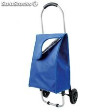 Carro cooler azul royal