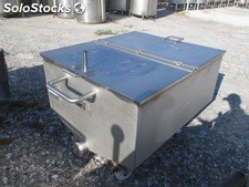 Carro de acero inoxidable 316