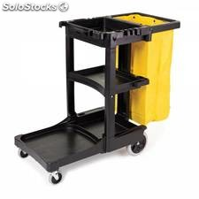 Carro de Limpeza Funcional Rubbermaid 1805985
