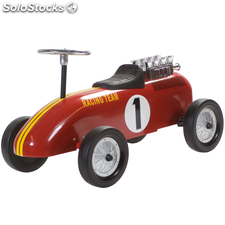 Carro Infantil retro roller Racing Team Niki