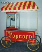 Carro Pop Corn Super Chacon