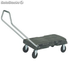 Carro triple Rubbermaid F682