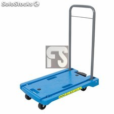 Carro y plataforma plegable 100KG 600 x 385 x 120MM.