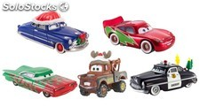 Cars holiday die cast