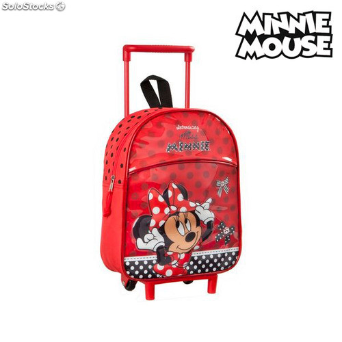 Cartable à roulettes Cartable à roulettes Minnie Mouse 3042 ... 57c59ab67858