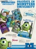 Cartas monsters university fournier
