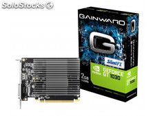 Carte graphique Gainward GeForce GT1030 SilentFX 2GB 3927