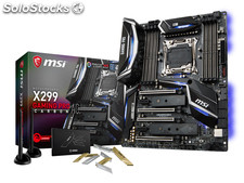 Carte mère msi X299 gaming pro carbon ac 7A95-001R