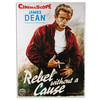 Cartel de Cine James Dean Rebel Without a Cause