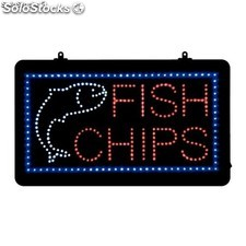 Cartel led fish & chips CD977