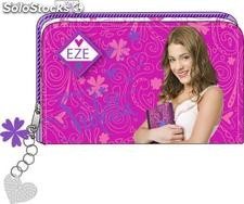 Cartera Billetera Violetta Disney