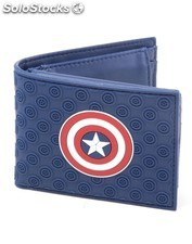 Cartera Capitan America Civil War