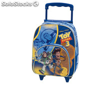 Cartera escolar jaimarc toy story-3 trolley 40x28x16 cm
