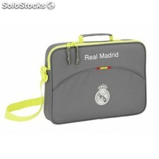 Cartera Extraescolar Real Madrid 38x28x6cm.