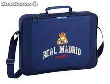 Cartera Extraescolares Real Madrid Basket