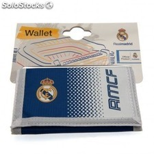 Cartera Real Madrid Blue