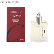 Cartier declaration edt vaporizador 50 ml
