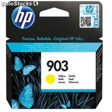 Cartucho amarillo hp Nº903 - 315 paginas - para officejet pro 6960 aio / 6970