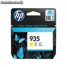 Cartucho amarillo HP nº935 - 400 paginas - para officejet pro 6830 / 6230