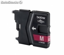 Cartucho brother tinta magenta LC985MBP blister