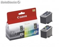 Cartucho canon pg-40/cl-41 multi pack (2CARTRIGES)
