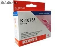 Cartucho - Cartridge kores epson negro