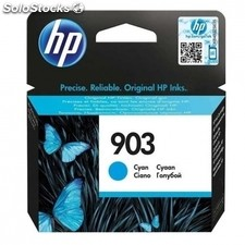 Cartucho cian hp Nº903 - 315 paginas - para officejet pro 6960 aio / 6970