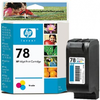 Cartucho color hp nº78 -